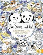 Cover-Bild zu Die Bären sind los! von Mayo, Lulu