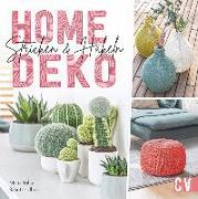 Cover-Bild zu Home-Deko stricken & häkeln von Ulmer, Babette