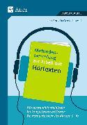 Cover-Bild zu Methodensammlung zur Arbeit mit Hörtexten von Grzelachowski, Lena-Christin