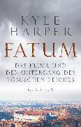 Cover-Bild zu Fatum von Harper, Kyle