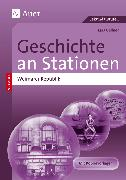 Cover-Bild zu Geschichte an Stationen Spezial Weimarer Republik von Gellner, Lars