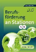 Cover-Bild zu Berufsförderung an Stationen 5-6 von Gellner, Lars