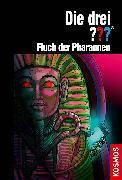 Cover-Bild zu Nevis, Ben: Die drei ??? Fluch der Pharaonen