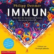 Cover-Bild zu Dettmer, Philipp: Immun