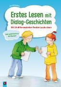 Cover-Bild zu Erstes Lesen mit Dialog-Geschichten von Hartenstein, Eva