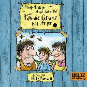 Cover-Bild zu Ardagh, Philip: Familie Grunz hat Ärger (Audio Download)