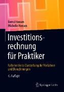 Cover-Bild zu Investitionsrechnung für Praktiker (eBook) von Heesen, Bernd