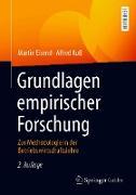 Cover-Bild zu Grundlagen empirischer Forschung (eBook) von Eisend, Martin