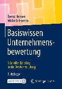 Cover-Bild zu Basiswissen Unternehmensbewertung (eBook) von Heesen, Bernd
