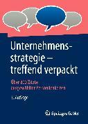 Cover-Bild zu Unternehmensstrategie - treffend verpackt (eBook)