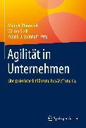 Cover-Bild zu Agilität in Unternehmen (eBook) von Pfannstiel, Mario A. (Hrsg.)