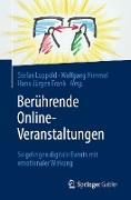 Cover-Bild zu Berührende Online-Veranstaltungen (eBook) von Luppold, Stefan (Hrsg.)
