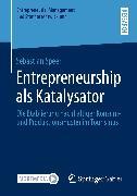 Cover-Bild zu Entrepreneurship als Katalysator (eBook) von Speer, Sebastian