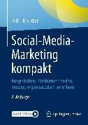 Cover-Bild zu Social-Media-Marketing kompakt (eBook) von Kreutzer, Ralf T.