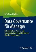 Cover-Bild zu Data Governance für Manager (eBook) von Bollweg, Lars Michael