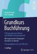 Cover-Bild zu Grundkurs Buchführung (eBook) von Auer, Benjamin