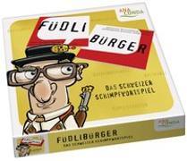 Cover-Bild zu Füdlibürger - Das Schweizer Schimpfwortspiel von Schmitz, Michael
