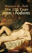 Cover-Bild zu Die 120 Tage von Sodom von Sade, Marquis de