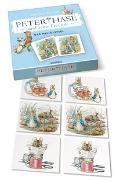 Cover-Bild zu Peter Hase und seine Freunde - Das Memo-Spiel von Potter, Beatrix