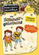 Cover-Bild zu Detektivbüro LasseMaja - Das Sommergeheimnis