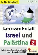 Cover-Bild zu Lernwerkstatt Israel und Palästina 2 (eBook) von Brandt, Georg