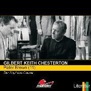 Cover-Bild zu Pater Brown, Folge 11: Der Kopf des Caesar (Audio Download) von Chesterton, Gilbert Keith