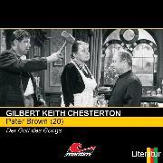 Cover-Bild zu Pater Brown, Folge 20: Der Gott des Gongs (Audio Download) von Chesterton, Gilbert Keith