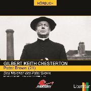 Cover-Bild zu Pater Brown, Folge 21: Das Märchen des Pater Brown (Audio Download) von Chesterton, Gilbert Keith