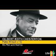 Cover-Bild zu Pater Brown, Folge 19: Ein Pfeil vom Himmel (Audio Download) von Chesterton, Gilbert Keith