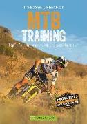 Cover-Bild zu Mountainbiken: Training für Mountainbiker. Trainingskonzepte und Workouts für Grundlagentraining, Marathon- und Alpencross-Vorbereitung: Topfit für: Hausrunde, Alpencross, Marathon