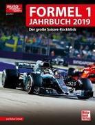 Cover-Bild zu Formel 1-Jahrbuch 2019