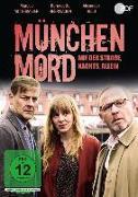 Cover-Bild zu München Mord - Auf der Straße, nachts, allein von Adolph, Alexander