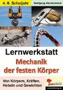 Cover-Bild zu Lernwerkstatt Mechanik der festen Körper (eBook) von Wertenbroch, Wolfgang