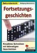 Cover-Bild zu Fortsetzungsgeschichten zum kreativen Schreiben (eBook) von Wertenbroch, Wolfgang