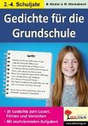 Cover-Bild zu Die Gedichte-Werkstatt für die Grundschule (eBook) von Richter, Birgit
