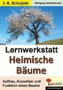 Cover-Bild zu Lernwerkstatt Heimische Bäume (eBook) von Wertenbroch, Wolfgang