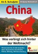 Cover-Bild zu China (eBook) von Wertenbroch, Wolfgang