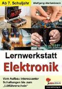 Cover-Bild zu Lernwerkstatt Elektronik (eBook) von Wertenbroch, Wolfgang