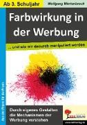 Cover-Bild zu Farbwirkung in der Werbung (eBook) von Wertenbroch, Wolfgang