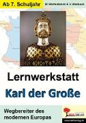 Cover-Bild zu Lernwerkstatt Karl der Große (eBook) von Wertenbroch, Wolfgang