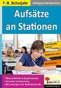 Cover-Bild zu Aufsätze an Stationen 7-9 (eBook) von Wertenbroch, Wolfgang