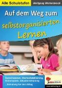 Cover-Bild zu Auf dem Weg zum selbstorganisierten Lernen (eBook) von Wertenbroch, Wolfgang