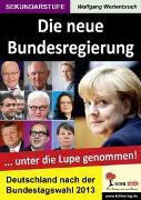 Cover-Bild zu Die neue Bundesregierung (eBook) von Wertenbroch, Wolfgang