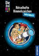 Cover-Bild zu Vogel, Kirsten: Die drei !!!, Rätselhafte Himmelszeichen
