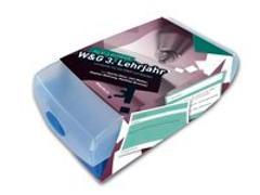 Cover-Bild zu Lernboxen / Lernbox W&G 3. Lehrjahr von Brunner, Matthias