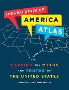 Cover-Bild zu The Real State of America Atlas von Enloe, Cynthia