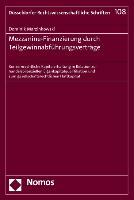 Cover-Bild zu Marzinkowski, Dominik: Mezzanine-Finanzierung durch Teilgewinnabführungsverträge