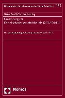 Cover-Bild zu Kersting, Christian: Umsetzung der Kartellschadensersatzrichtlinie (2014/104/EU)