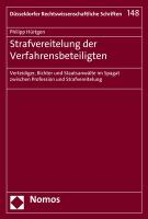 Cover-Bild zu Hürtgen, Philipp: Strafvereitelung der Verfahrensbeteiligten