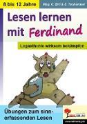 Cover-Bild zu Lesen lernen mit Ferdinand von Erlt, Claudia